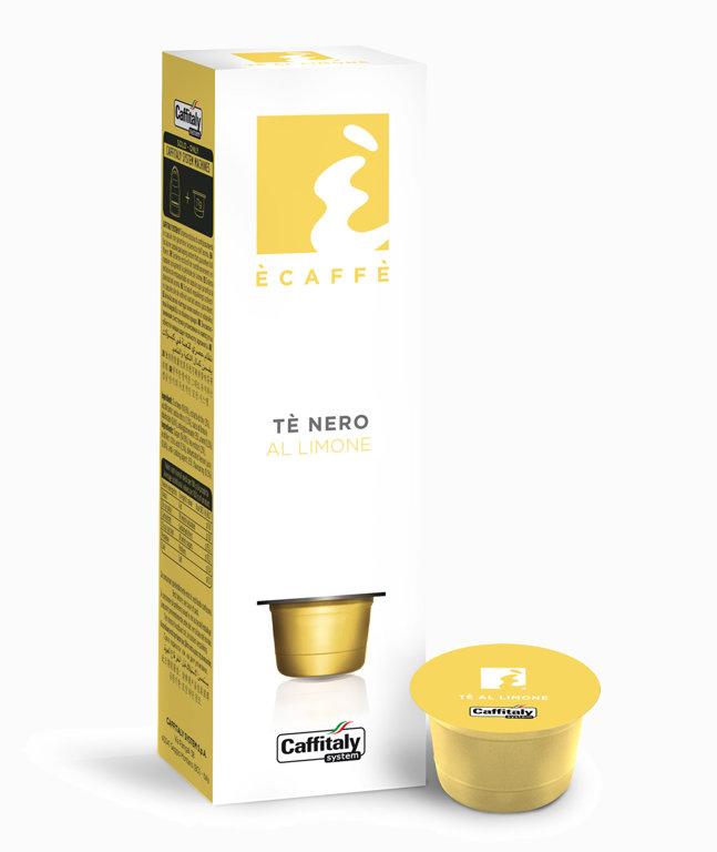 Лимонный чай - напиток - 1 капсула