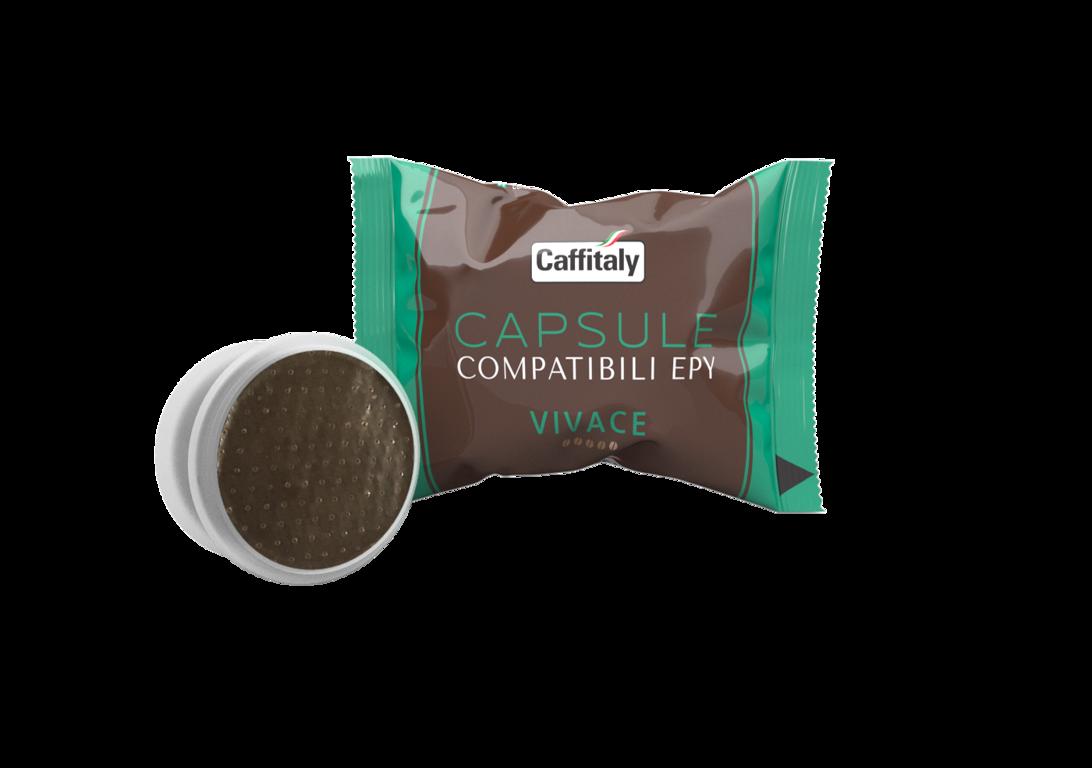 VIVACE CAPSULE COMPATIBILI EPY  (1 kapsula), Lavazza Espresso Point kafijas kapsulu aparātiem