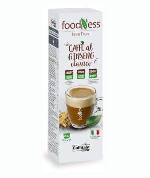 Caffe al Ginseng classico (Klasiskā žeņšeņa kafija)  - 1 kapsula