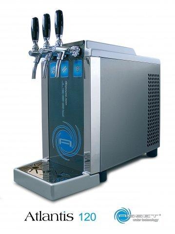 Ūdens filtrs Atlantis 120