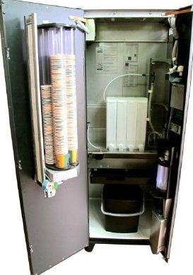 Ducale City 7 Soup vending machine