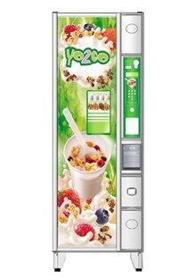 Ducale Yo2go yogurt vending machine