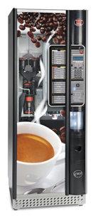 Ducale Bендинговый автомат по продаже кофе Super City