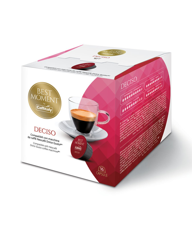 Capsules compatible  with Nescafe Dolce Gusto  coffee machines