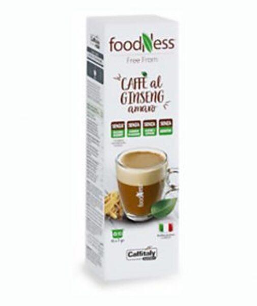 Caffe al Ginseng amaro (Rūgta žeņšeņa kafija) - 1 kapsula