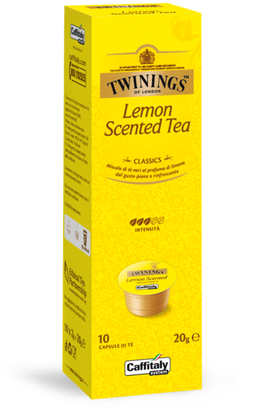 Lemon Scented Tea - 1 капсула