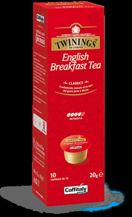 English Breakfast Tea - 1 капсула