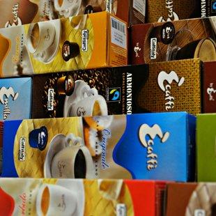 Caffitaly Ecaffe capsules
